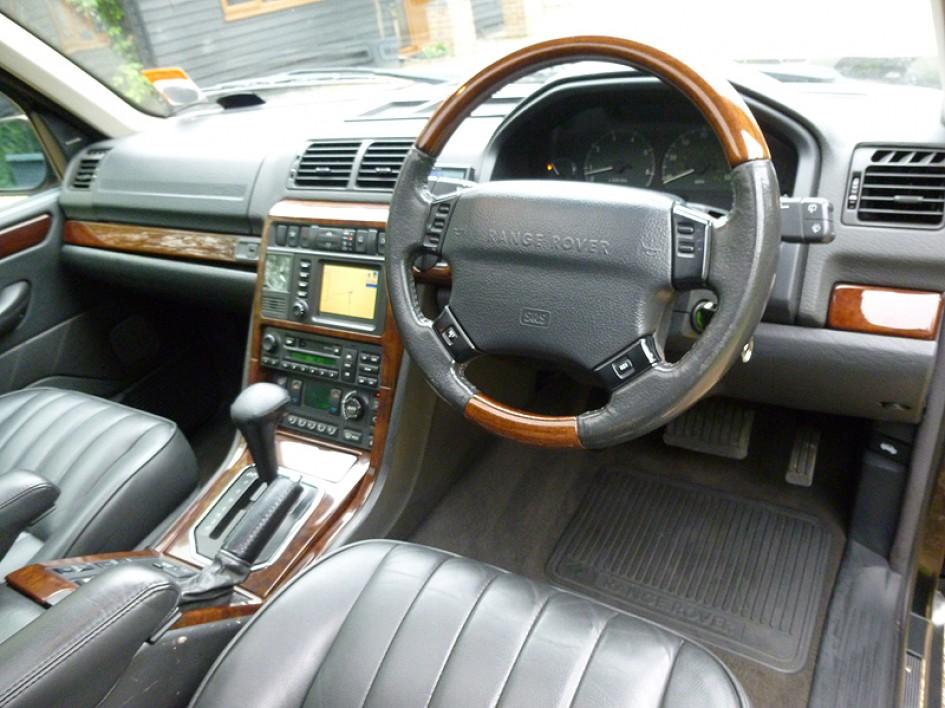 Range Rover Vogue 4 6 Auto P38 Cjm London
