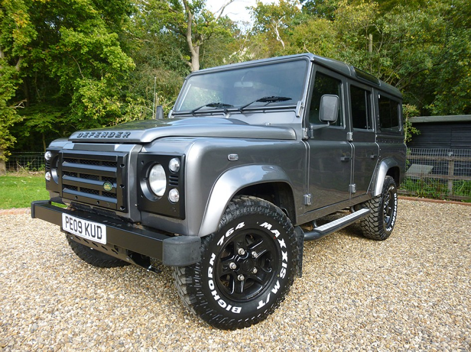 Land Rover Defender 110 Xs Puma Special Vehicle Kbx Cjm