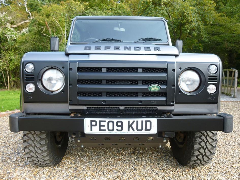 Land Rover Defender 110 Xs Puma Special Vehicle Kbx Cjm